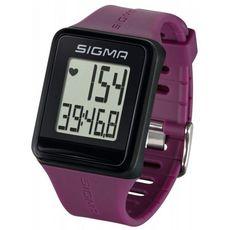 Пульсометр Sigma Sport iD.GO Plum, фото 1
