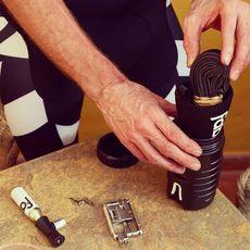 Фляга-кег Fabric CAGELESS TOOL KEG BOTTLE для инструмента, BKB (черная) (BOT-01-88), фото 2