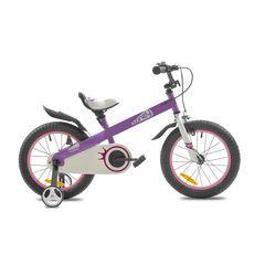"""Велосипед 16"""" RoyalBaby Honey, фиолетовый, фото 1"""