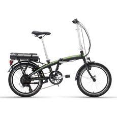 """Велосипед 20"""" Lombardo E-Ischia 20"""" 2017 black/green, фото 1"""