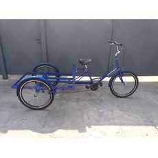 Велосипед трехколесный Рекламный, фото 3