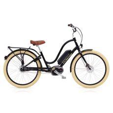 """Велосипед 26"""" Electra Townie GO! 8i Bosch Ladies' Ebony (SKD-86-52), фото 1"""