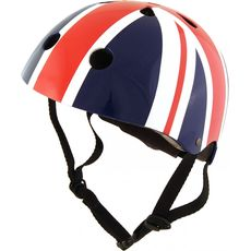 Шлем детский Kiddimoto британский флаг, фото 1
