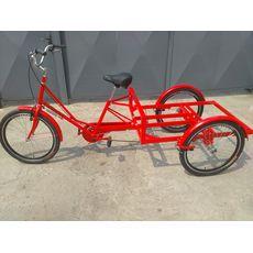 Велосипед трехколесный Рекламный, фото 1