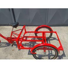 Велосипед трехколесный Рекламный, фото 8