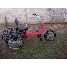 Велосипед трехколесный Атлет большой, фото 1