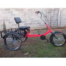 Велосипед трехколесный Атлет большой, фото 2