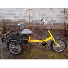 Велосипед трехколесный Атлет большой, фото 3