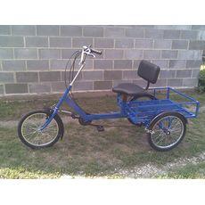 Велосипед трехколесный Атлет большой, фото 4