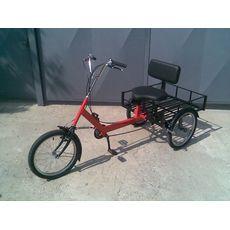 Велосипед трехколесный Атлет большой, фото 5