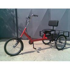 Велосипед трехколесный Атлет большой, фото 6