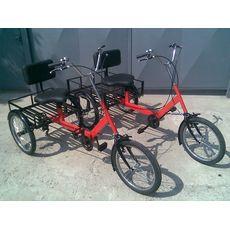 Велосипед трехколесный Атлет большой, фото 7