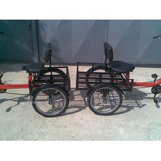 Велосипед трехколесный Атлет большой, фото 8