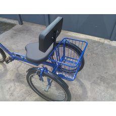 Велосипед трехколесный Атлет з корзиной, фото 4