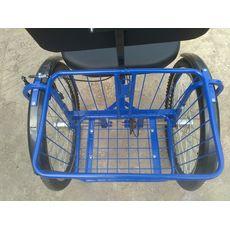 Велосипед трехколесный Атлет з корзиной, фото 5