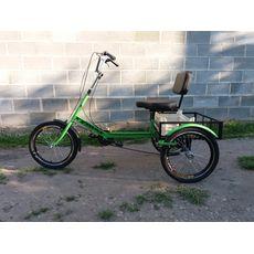 Велосипед триколісний Атлет малий, фото 1
