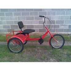 Велосипед триколісний Атлет малий, фото 10