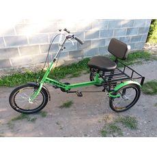 Велосипед триколісний Атлет малий, фото 2
