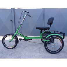 Велосипед триколісний Атлет малий, фото 3