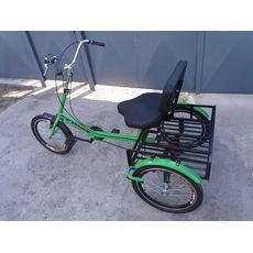 Велосипед триколісний Атлет малий, фото 4
