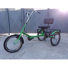 Велосипед триколісний Атлет малий, фото 5