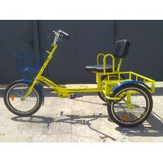 Велосипед триколісний Атлет малий, фото 6