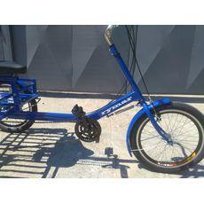 Велосипед триколісний Атлет малий, фото 7