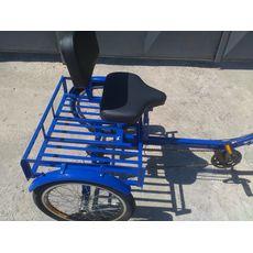 Велосипед триколісний Атлет малий, фото 8