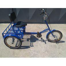 Велосипед триколісний Атлет малий, фото 9