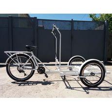 Велосипед трехколесный Кофейный, фото 2