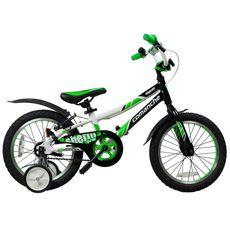 Велосипед Comanche Sheriff W20 Черный-зеленый-белый, фото 1