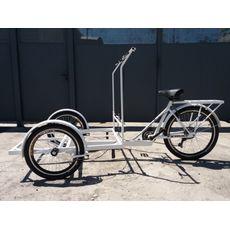 Велосипед трехколесный Кофейный, фото 3