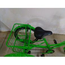 """Велосипед трехколесный Городской с корзиной 24"""", фото 6"""
