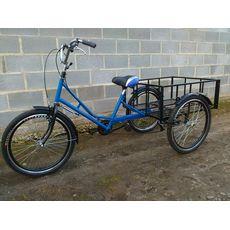 Велосипед трехколесный Греция, фото 1