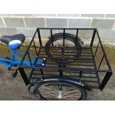 Велосипед трехколесный Греция, фото 3