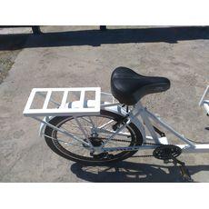 Велосипед трехколесный Кофейный, фото 7
