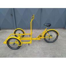 Велосипед трехколесный Кофейный, фото 9