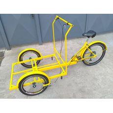Велосипед трехколесный Кофейный, фото 10