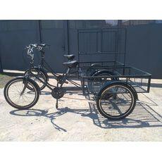 Велосипед трехколесный Марсель, фото 4