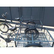 Велосипед трехколесный Марсель, фото 5