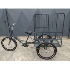 Велосипед трехколесный Марсель, фото 8