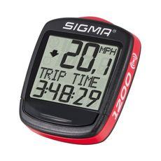 Велокомпьютер Sigma Sport Base 1200 WL, фото 1