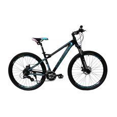"""Велосипед 27,5"""" Winner Stella черный-синийий 2018, фото 1"""