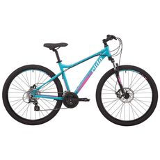 "Велосипед 27,5"" Pride Stella 7.2 бирюзовый 2018, фото 1"