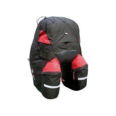 Велосумка на багажник BOLID-60 (черный), фото 1