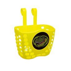 Корзина Green Cycle GCB-07 детская пластик желтая (BSK-69-69), фото 1