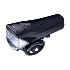 Фара передняя INFINI SATURN I-330P-Black, 3 Watt White LED, 300 люмен, 5 режимов, USB, батарея, перезаряжаемая, черная (LTS-63-30), фото 1