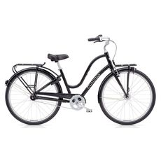 "Велосипед 28"" Electra Townie Commute 7i ladies BK (SKD-59-15), фото 1"