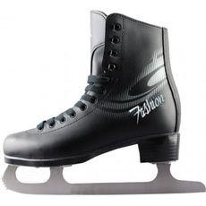 Фигурные коньки CK Fashion Black, фото 1