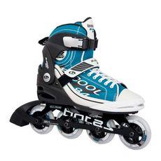 Роликовые коньки Botas B-Cool 84 син/б?л, фото 1